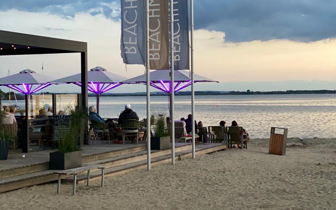 Unsere BeachMar wird renoviert
