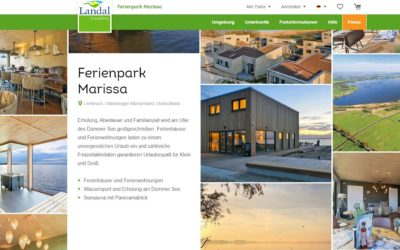 Marissa Ferienpark bei Landal Greenparks!