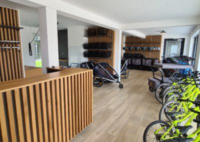 Kinderfahrräder im Marissa Ferienpark leihen